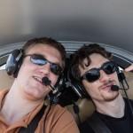 Antonio and I