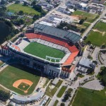 Citrus Bowl Aerial View