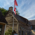 Oldest Wooden Schoolhouse in the USA